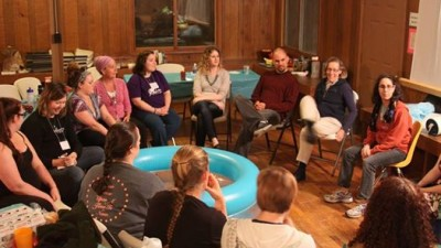 Birthwise Birmingham's Doula retreat
